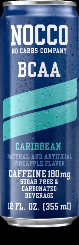 NOCCO Caribbean packshot