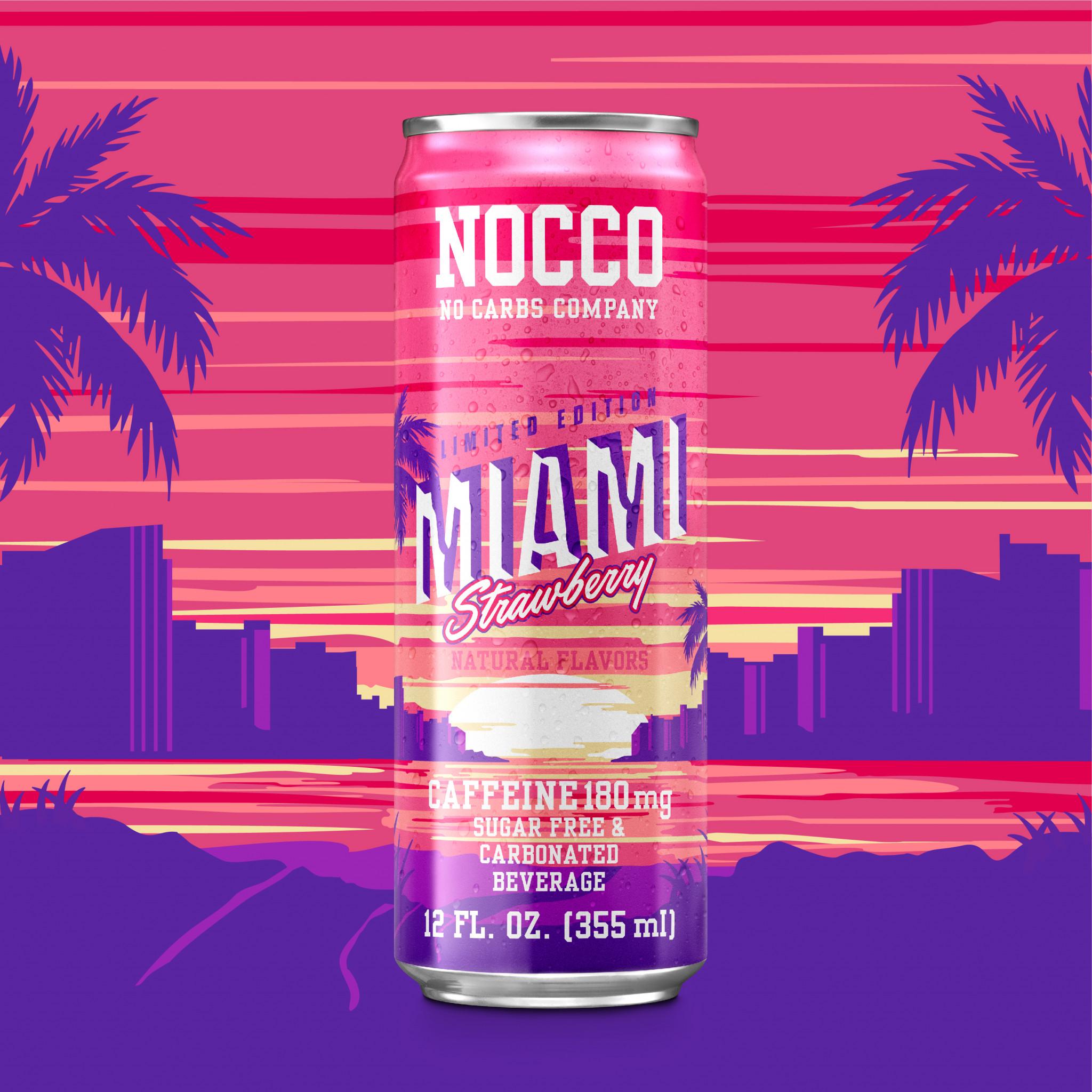 New teste: NOCCO MIami