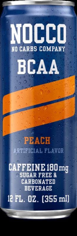 NOCCO peach packshot